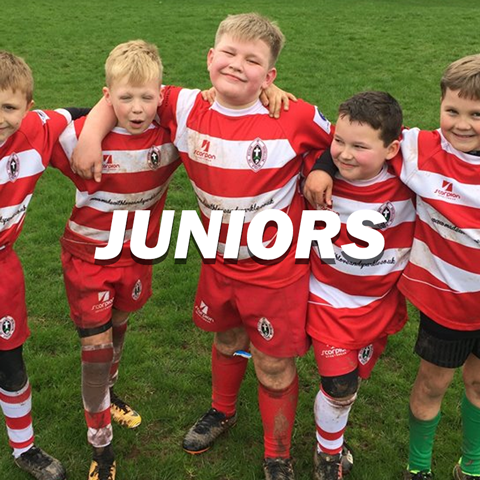 nuneaton Old Edwardians Junior Rugby Kit